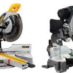 DeWalt vs Hitachi Miter Saw