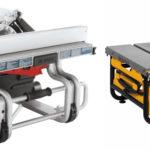 Bosch GTS1031 vs DeWalt DWE7480