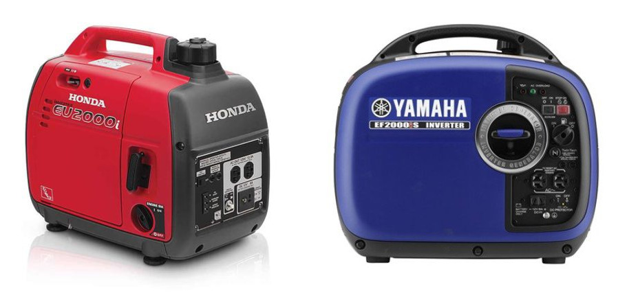 Best Inverter Generator Honda Or Yamaha