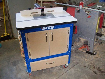 kreg router table