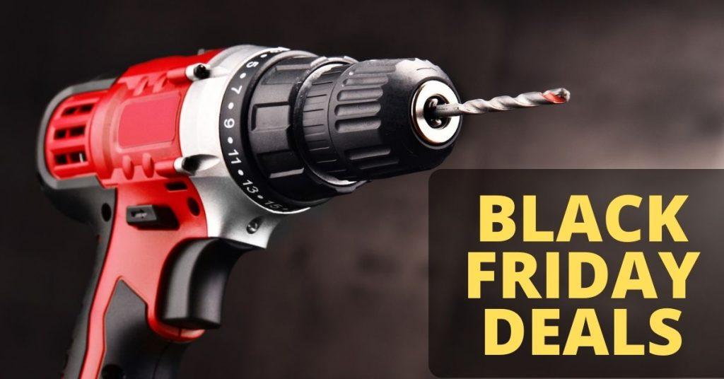 Cordless Drills Black Friday Deals 2021