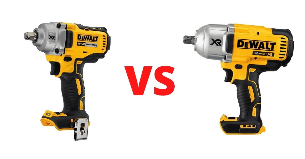 DeWalt DCF894 vs DCF899