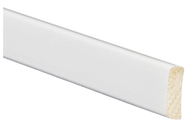 Polystyrene molding